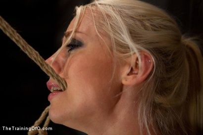 Photo number 7 from Lorelei Lee Day 3<br>Learning the Ropes of Brutal Domination shot for The Training Of O on Kink.com. Featuring Lorelei Lee in hardcore BDSM & Fetish porn.