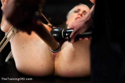 Photo number 12 from Lorelei Lee Day 4<br>Facing Fears, Taking Brutal Torture, and Extreme Orgasms shot for The Training Of O on Kink.com. Featuring Lorelei Lee in hardcore BDSM & Fetish porn.