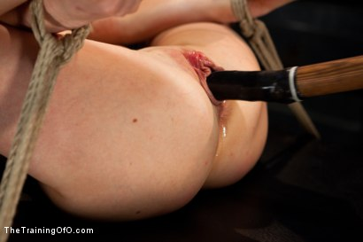 Photo number 13 from Lorelei Lee Day 4<br>Facing Fears, Taking Brutal Torture, and Extreme Orgasms shot for The Training Of O on Kink.com. Featuring Lorelei Lee in hardcore BDSM & Fetish porn.
