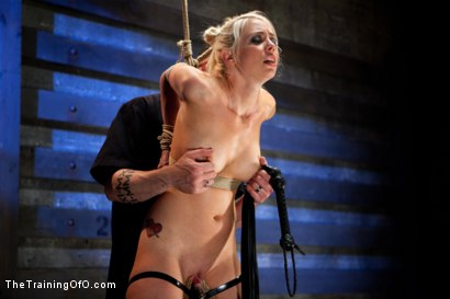Photo number 14 from Lorelei Lee Day 4<br>Facing Fears, Taking Brutal Torture, and Extreme Orgasms shot for The Training Of O on Kink.com. Featuring Lorelei Lee in hardcore BDSM & Fetish porn.