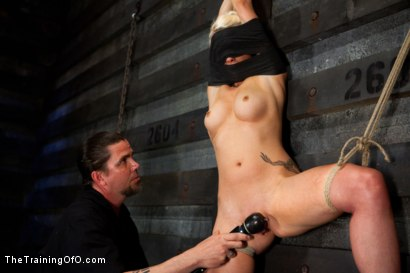 Photo number 8 from Lorelei Lee Day 4<br>Facing Fears, Taking Brutal Torture, and Extreme Orgasms shot for The Training Of O on Kink.com. Featuring Lorelei Lee in hardcore BDSM & Fetish porn.