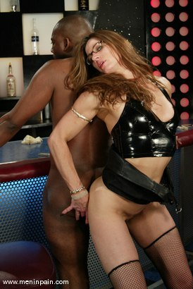 Photo number 2 from Chocolate Luv and Kym Wilde shot for Men In Pain on Kink.com. Featuring Chocolate Luv and Kym Wilde in hardcore BDSM & Fetish porn.