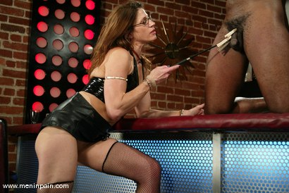 Photo number 9 from Chocolate Luv and Kym Wilde shot for Men In Pain on Kink.com. Featuring Chocolate Luv and Kym Wilde in hardcore BDSM & Fetish porn.