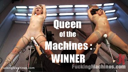 Part 2: Crowning of the QUEEN of the MACHINES