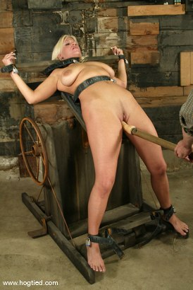 Photo number 15 from Xana Star shot for Hogtied on Kink.com. Featuring Xana Star in hardcore BDSM & Fetish porn.