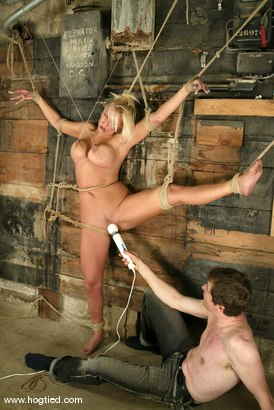 Photo number 9 from Xana Star shot for Hogtied on Kink.com. Featuring Xana Star in hardcore BDSM & Fetish porn.
