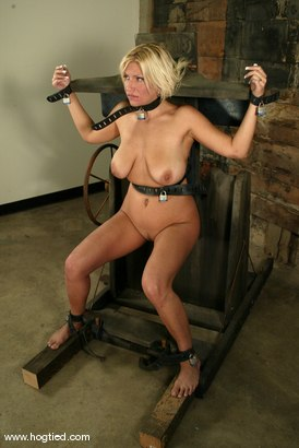 Photo number 14 from Xana Star shot for Hogtied on Kink.com. Featuring Xana Star in hardcore BDSM & Fetish porn.