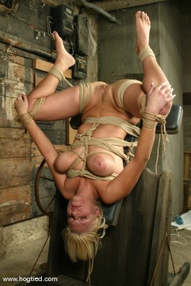 Photo number 13 from Xana Star shot for Hogtied on Kink.com. Featuring Xana Star in hardcore BDSM & Fetish porn.