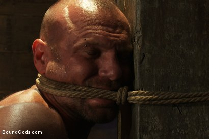Photo number 1 from Psycho Boyfriend shot for Bound Gods on Kink.com. Featuring Chad Brock and Tober Brandt in hardcore BDSM & Fetish porn.