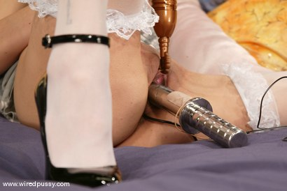 Photo number 11 from Eva Lux shot for Wired Pussy on Kink.com. Featuring Eva Lux in hardcore BDSM & Fetish porn.