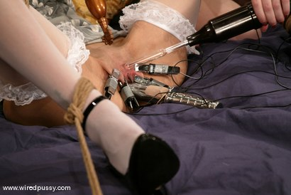 Photo number 3 from Eva Lux shot for Wired Pussy on Kink.com. Featuring Eva Lux in hardcore BDSM & Fetish porn.