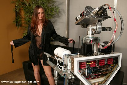 Photo number 1 from Venus shot for Fucking Machines on Kink.com. Featuring Venus in hardcore BDSM & Fetish porn.