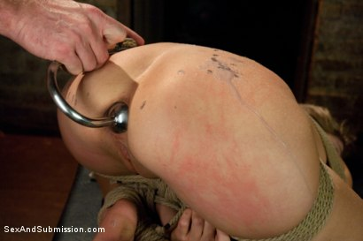 Photo number 11 from Kara Price shot for Sex And Submission on Kink.com. Featuring Mark Davis and Kara Price in hardcore BDSM & Fetish porn.