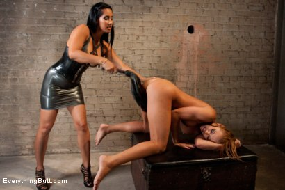 Photo number 6 from Mia Lelani's Anal Domination shot for Everything Butt on Kink.com. Featuring Isis Love, Mia Lelani and Mark Wood in hardcore BDSM & Fetish porn.