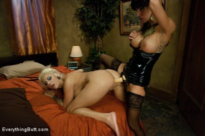 Photo number 11 from Lylith's Anal Domination shot for Everything Butt on Kink.com. Featuring Gia DiMarco, Marco Banderas and Lylith Lavey in hardcore BDSM & Fetish porn.