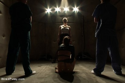 Photo number 8 from Wayward Slut Treatment shot for Wired Pussy on Kink.com. Featuring Amber Rayne and Adrianna Nicole in hardcore BDSM & Fetish porn.