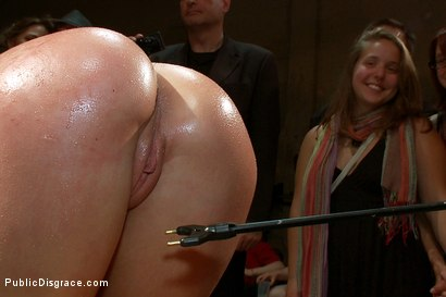 Photo number 13 from Ass Queen Amy Brooke Gets Fisted and DP'ed shot for Public Disgrace on Kink.com. Featuring James Deen, Amy Brooke and Princess Donna Dolore in hardcore BDSM & Fetish porn.