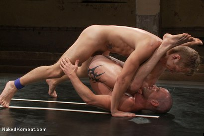 Photo number 14 from Mike Rivers vs Ethan Ayers shot for Naked Kombat on Kink.com. Featuring Ethan Ayers and Mike Rivers in hardcore BDSM & Fetish porn.