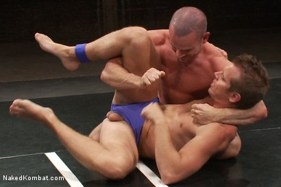 Photo number 1 from Mike Rivers vs Ethan Ayers shot for Naked Kombat on Kink.com. Featuring Ethan Ayers and Mike Rivers in hardcore BDSM & Fetish porn.