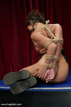 Photo number 4 from Maya shot for Hogtied on Kink.com. Featuring Maya in hardcore BDSM & Fetish porn.