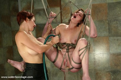 Photo number 11 from Ginger and Sonya shot for Water Bondage on Kink.com. Featuring Ginger and Sonya in hardcore BDSM & Fetish porn.