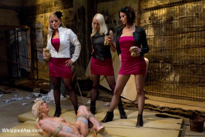 Photo number 11 from A Very Cherry Wedding shot for Whipped Ass on Kink.com. Featuring Maitresse Madeline Marlowe , Lorelei Lee, Cherry Torn and Dia Zerva in hardcore BDSM & Fetish porn.