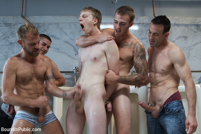 Group gay sex porn