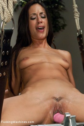 Photo number 5 from The Perfect Storm Squirting in Her Face shot for Fucking Machines on Kink.com. Featuring Lyla Storm in hardcore BDSM & Fetish porn.