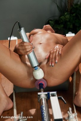 Photo number 7 from The Perfect Storm Squirting in Her Face shot for Fucking Machines on Kink.com. Featuring Lyla Storm in hardcore BDSM & Fetish porn.