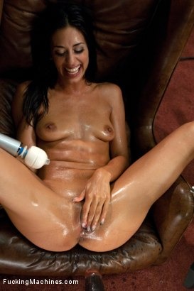 Photo number 15 from The Perfect Storm: Squirting in Her Own Mouth shot for Fucking Machines on Kink.com. Featuring Lyla Storm in hardcore BDSM & Fetish porn.