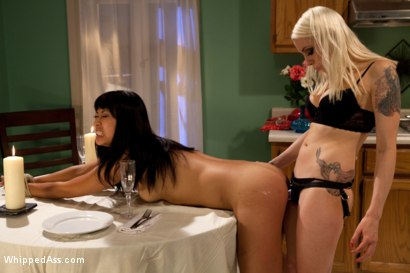 Photo number 7 from Deceitful Girlfriend  shot for Whipped Ass on Kink.com. Featuring Lorelei Lee and Yuki Mori in hardcore BDSM & Fetish porn.