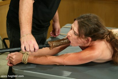 Photo number 12 from Lena Ramon shot for Hogtied on Kink.com. Featuring Lena Ramon in hardcore BDSM & Fetish porn.