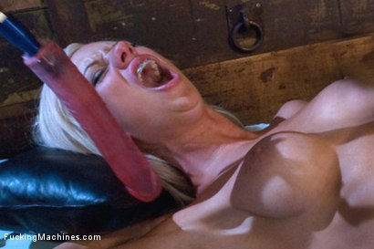 Photo number 8 from Two Machines Fucking in Every Scene shot for Fucking Machines on Kink.com. Featuring Kaylee Hilton in hardcore BDSM & Fetish porn.