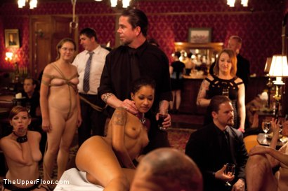 Photo number 14 from The Devotion of Ash shot for The Upper Floor on Kink.com. Featuring Iona Grace, Krysta Kaos, Lilla Katt, Nerine Mechanique and Skin Diamond in hardcore BDSM & Fetish porn.