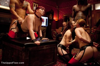 Photo number 22 from The Devotion of Ash shot for The Upper Floor on Kink.com. Featuring Iona Grace, Krysta Kaos, Lilla Katt, Nerine Mechanique and Skin Diamond in hardcore BDSM & Fetish porn.