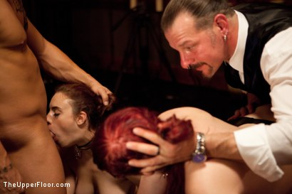 Photo number 23 from The Devotion of Ash shot for The Upper Floor on Kink.com. Featuring Iona Grace, Krysta Kaos, Lilla Katt, Nerine Mechanique and Skin Diamond in hardcore BDSM & Fetish porn.
