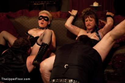 Photo number 24 from The Devotion of Ash shot for The Upper Floor on Kink.com. Featuring Iona Grace, Krysta Kaos, Lilla Katt, Nerine Mechanique and Skin Diamond in hardcore BDSM & Fetish porn.