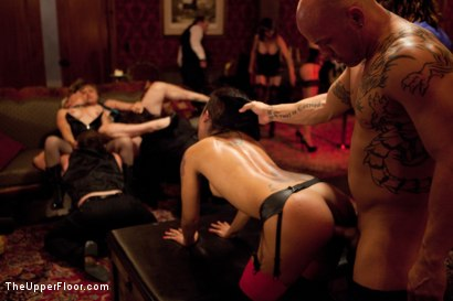 Photo number 27 from The Devotion of Ash shot for The Upper Floor on Kink.com. Featuring Iona Grace, Krysta Kaos, Lilla Katt, Nerine Mechanique and Skin Diamond in hardcore BDSM & Fetish porn.