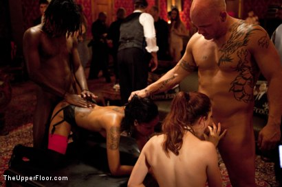 Photo number 28 from The Devotion of Ash shot for The Upper Floor on Kink.com. Featuring Iona Grace, Krysta Kaos, Lilla Katt, Nerine Mechanique and Skin Diamond in hardcore BDSM & Fetish porn.