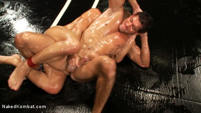 Photo number 15 from Two Boyfriends Go Head to Head shot for Naked Kombat on Kink.com. Featuring Mike Rivers and Alexander Garrett in hardcore BDSM & Fetish porn.
