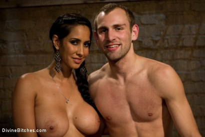 Photo number 9 from Dream Come True shot for Divine Bitches on Kink.com. Featuring Isis Love and Blake in hardcore BDSM & Fetish porn.