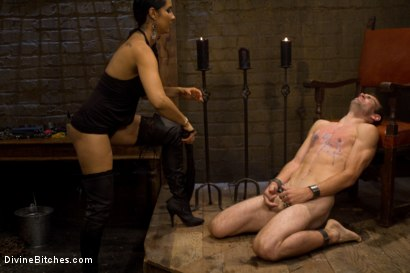 Photo number 15 from Dream Come True shot for Divine Bitches on Kink.com. Featuring Isis Love and Blake in hardcore BDSM & Fetish porn.