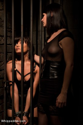 Photo number 1 from Annie Fuckin Cruz shot for Whipped Ass on Kink.com. Featuring Bobbi Starr and Annie Cruz in hardcore BDSM & Fetish porn.