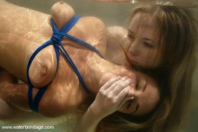 Photo number 9 from Veronika shot for Water Bondage on Kink.com. Featuring Veronika in hardcore BDSM & Fetish porn.