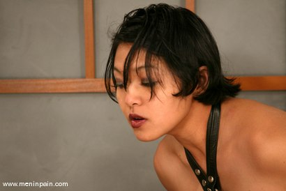 Photo number 7 from Mika Tan and Charlie Hustle shot for Men In Pain on Kink.com. Featuring Mika Tan and Charlie Hustle in hardcore BDSM & Fetish porn.
