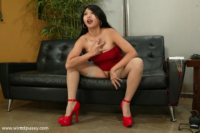 Photo number 8 from Mika Tan shot for Wired Pussy on Kink.com. Featuring Mika Tan in hardcore BDSM & Fetish porn.