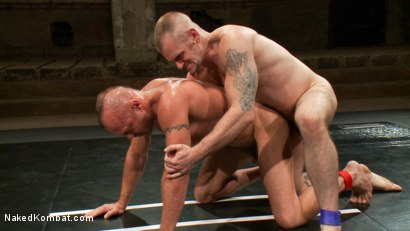 Photo number 1 from Tober's Back! shot for Naked Kombat on Kink.com. Featuring Chad Brock and Tober Brandt in hardcore BDSM & Fetish porn.