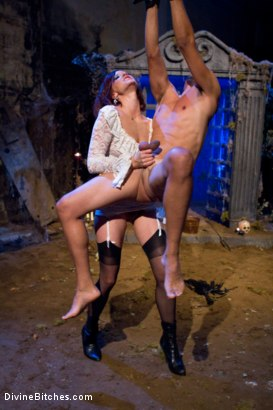 Finest Naked Guys Tied Up Scenes