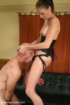 Photo number 5 from Audrey Leigh and J shot for Men In Pain on Kink.com. Featuring Audrey Leigh and J in hardcore BDSM & Fetish porn.