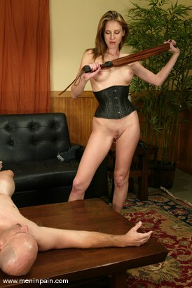 Photo number 2 from Audrey Leigh and J shot for Men In Pain on Kink.com. Featuring Audrey Leigh and J in hardcore BDSM & Fetish porn.
